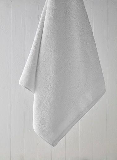 Chakra Solid Havlu 85*150 Beyaz